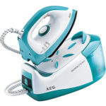AEG QuickSteam DBS3340 Buegelstation blau