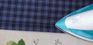 Buegelprofis Ratgeber Hemd buegeln Knopfleiste