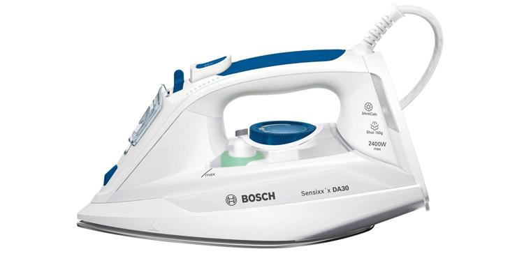 Bosch TDA302401W Dampfbuegeleisen Test